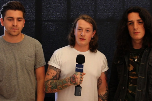 Deaf Havana: My Favorite Songs (interview)