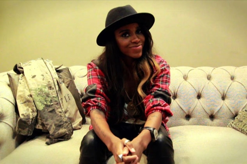 Angel Haze Talks Sia:On The Record (interview)