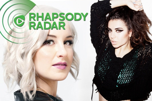 Rhapsody Radar 2013: Week 1