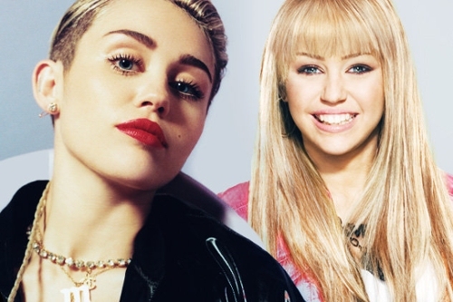The Evolution of Miley Cyrus