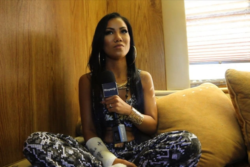 Jhene Aiko Talks John Mayer: On the Record (interview)