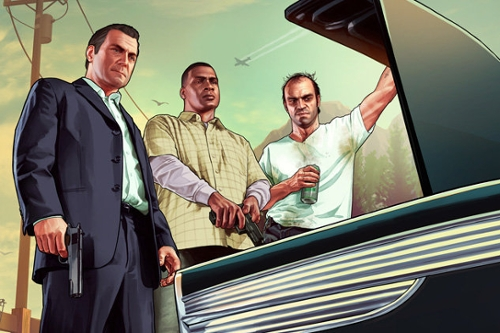 Grand Theft Auto's Rock and Pop Hits