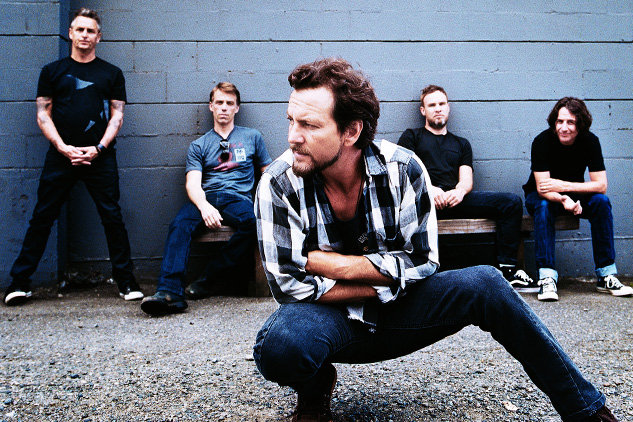 Pearl Jam: Punks in Disguise