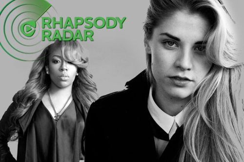 Rhapsody Radar 2013: Week 4