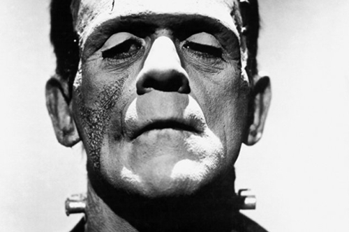 Happy Frankenstein Friday!