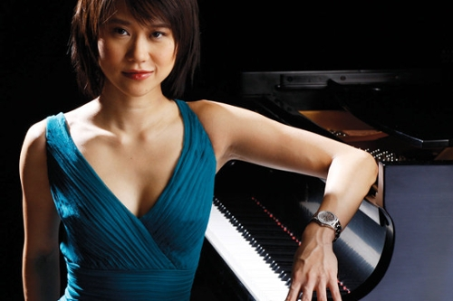 Yuja Wang's Piano Sprints
