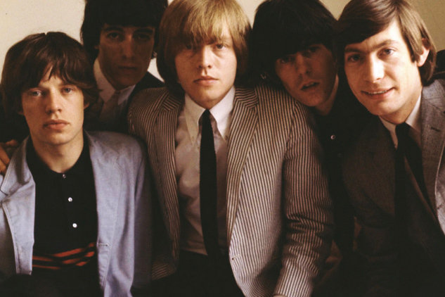 The Stones Play the Blues