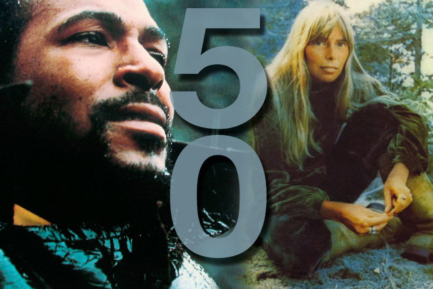 The 50 Best Songs of 1971