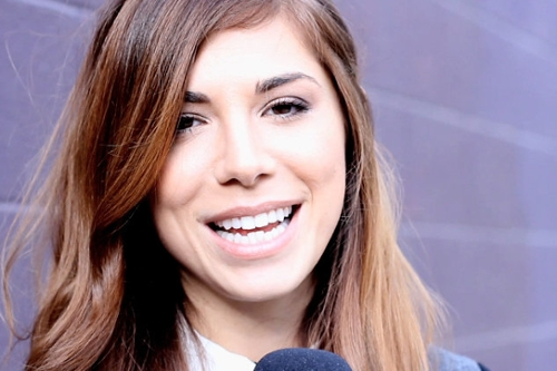 Christina Perri Talks The Carpenters: On The Record Holiday Special