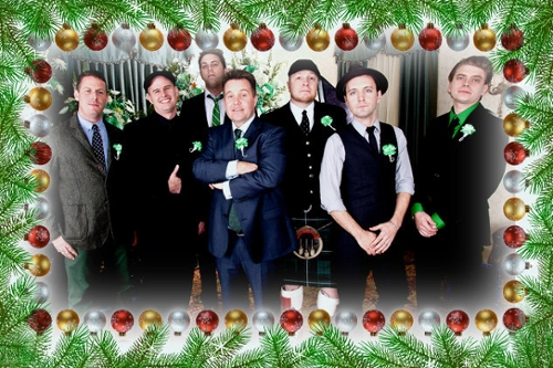 Dropkick Murphys Under the Mistletoe