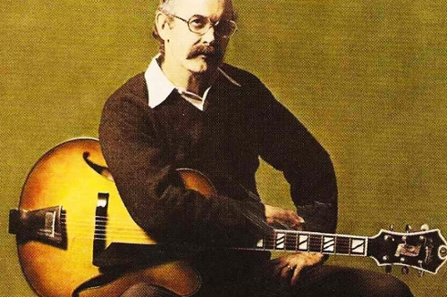 Remembering Jim Hall (1930-2013)