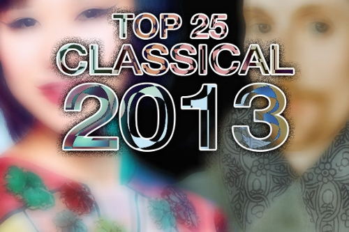 Top 25 Classical Albums of 2013