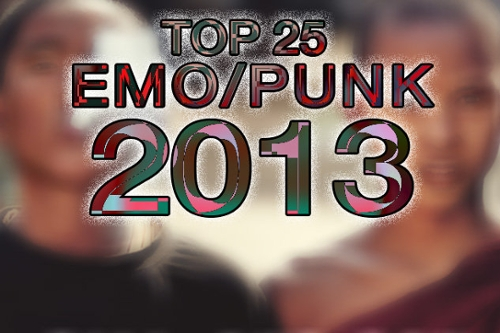 Top 25 Emo/Punk Albums of 2013