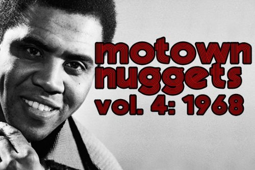 Motown Nuggets, Vol. 4: 1968