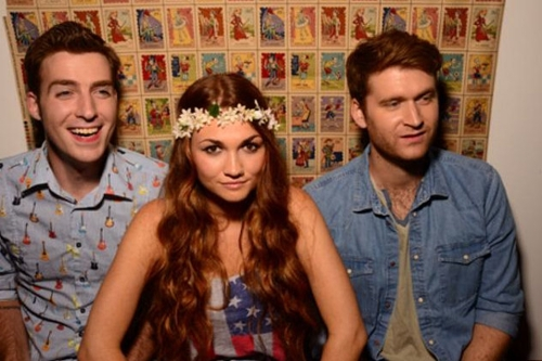 Celebrity Playlist: MisterWives