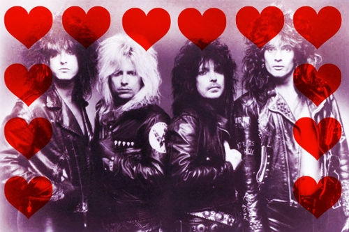 Hair Metal Love Songs