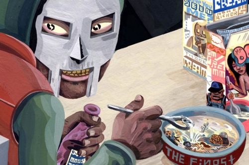 Deep Rap Cuts: MF Doom