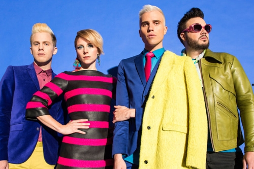 Celebrity Playlist: Neon Trees