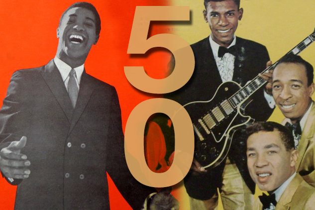 The 50 Best Songs of 1962