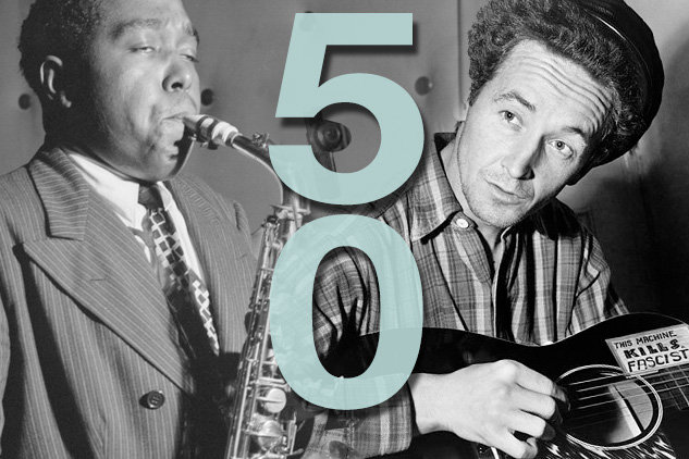 The 50 Best Songs of 1945