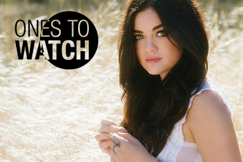 Celebrity Playlist: Lucy Hale