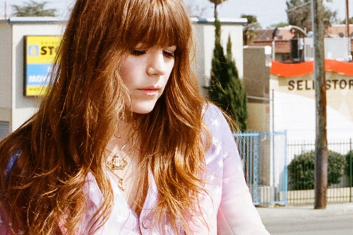Celebrity Playlist: Jenny Lewis