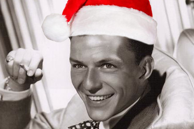 A Deep-Cut Crooner Christmas