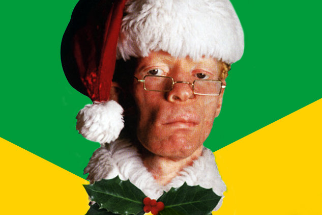 Image result for Yellowman – Santa Claus Never Comes To The Ghetto