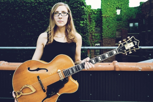 Get Up With: Mary Halvorson's Guitar