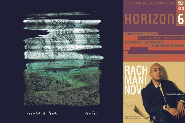 Top 10 Classical Albums, May 2015