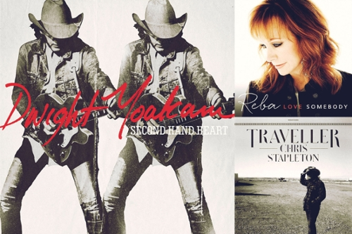 Top 10 Country Albums, May 2015