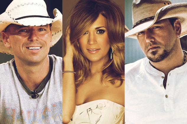 2015 CMT Award Nominees