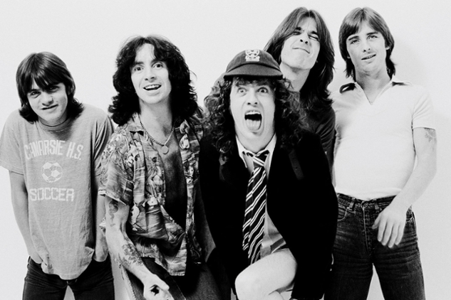 AC/DC's Most Pulverizing Anthems