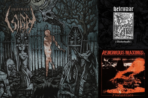 Top 15 Metal Albums, June 2015