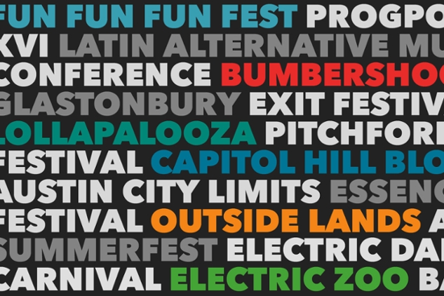 Rhapsody's Top 25 Festivals of 2015