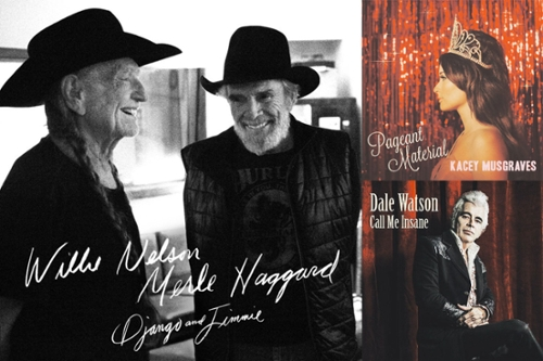 Top 15 Country Albums, June 2015