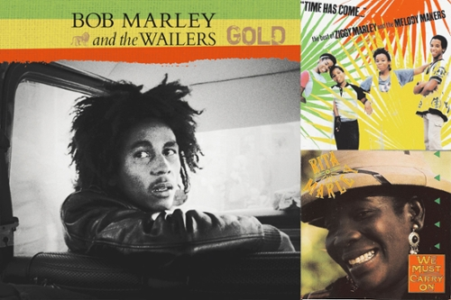 Bob Marley's Family Affair