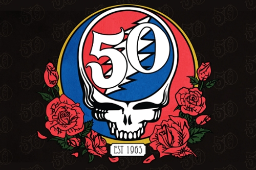 Happy 50th Anniversary, Grateful Dead!