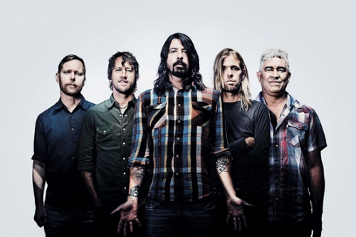 Happy 20th Anniversary, Foo Fighters!