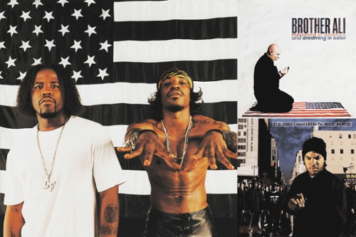 Rap's American Dreams