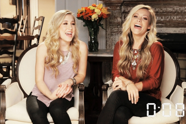 Maddie & Tae Talk Dixie Chicks: On the Record (Interview)