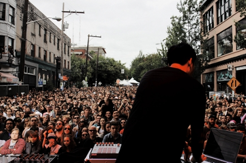 Giraffage: Rhapsody Live at Block Party