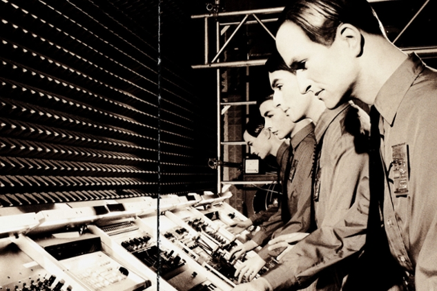 Kraftwerk Covered