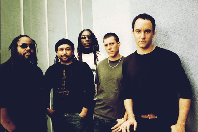 20 Years Ago DMB released 'Crash'