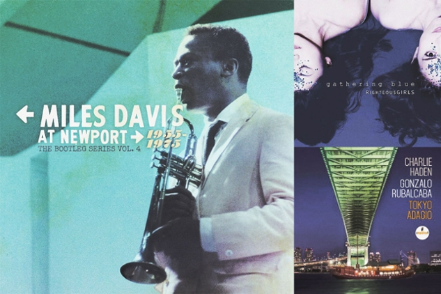 Top 10 Jazz Albums, August 2015