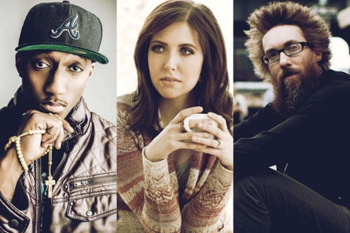 2015 GMA Dove Award Nominees