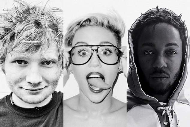 2015 VMA Nominees