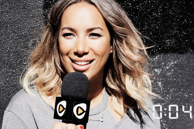 Leona Lewis Talks Stevie Wonder: On the Record (Interview)