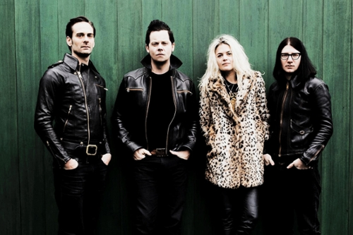 Jack White Gets Weird with The Dead Weather