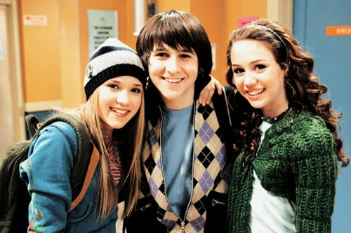 Miley's BFF's, Long Before the Lips